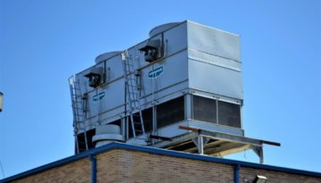 Cooling Tower HVAC System Breakdowns